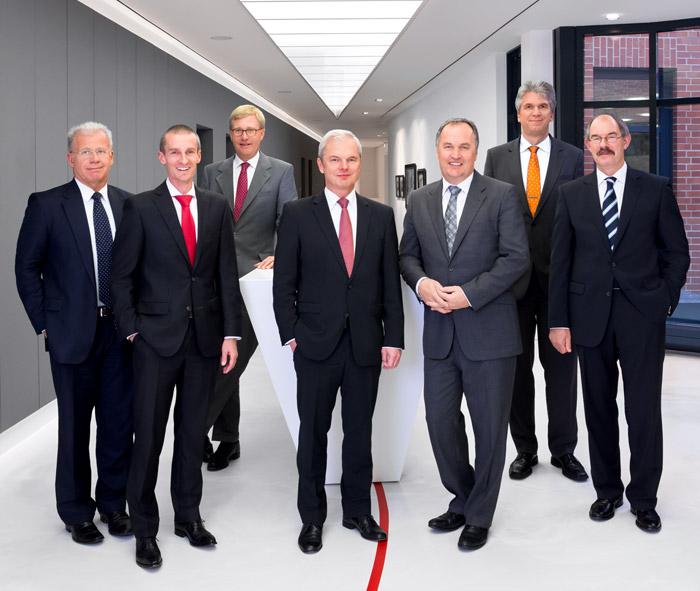 Hannover Rück Gruppe Geschäftsbericht 2013 Vorstand